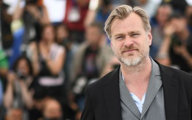 British director Christopher Nolan poses on May 12, 2018 during a photocall at the 71st edition of the Cannes Film Festival in Cannes, southern France. (Photo by Anne-Christine POUJOULAT / AFP)        (Photo credit should read ANNE-CHRISTINE POUJOULAT/AFP via Getty Images)