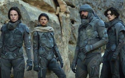 Dune, il cast del film di Denis Villeneuve con Timothée Chalamet. FOTO