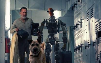 Finch, il trailer del film con Tom Hanks protagonista