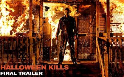 Halloween Kills, il final trailer del nuovo capitolo della saga horror