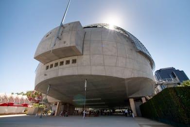 Cinema, il nuovo Museo di Los Angeles progettato da Renzo Piano. FOTO
