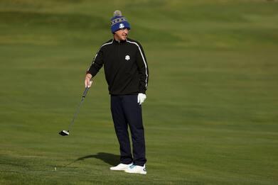 Malore per l'attore Tom Felton durante un torneo di golf