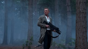 B25_22884_RC2Daniel Craig stars as James Bond inNO TIME TO DIE, an EON Productions and Metro-Goldwyn-Mayer Studios filmCredit: Nicola Dove© 2021 DANJAQ, LLC AND MGM.  ALL RIGHTS RESERVED.
