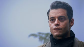 B25_23890_RC3Rami Malek stars as Safin inNO TIME TO DIE, an EON Productions and Metro-Goldwyn-Mayer Studios filmCredit: Nicola Dove© 2021 DANJAQ, LLC AND MGM.  ALL RIGHTS RESERVED.