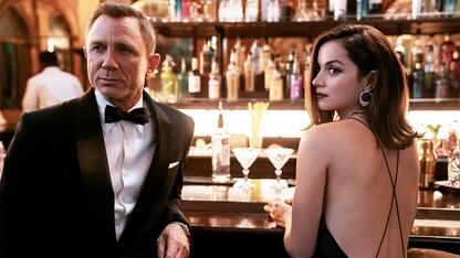 No Time to Die, le foto del film in uscita al cinema il 30 settembre