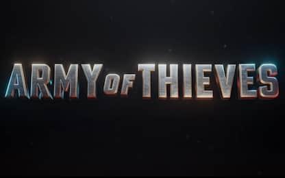 Army of Thieves, distribuito il trailer ufficiale