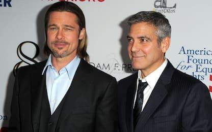 George Clooney e Brad Pitt insieme in un nuovo film