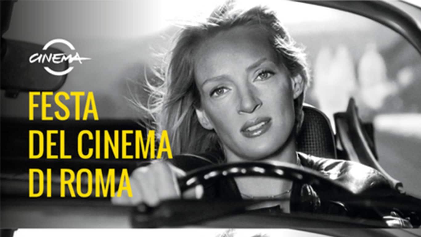Festa del Cinema di Roma 2021 locandina