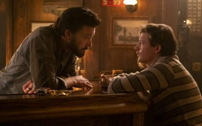 The Tender Bar, il trailer del film di George Clooney con Ben Affleck