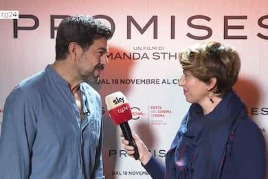 Pierfrancesco Favino alla Festa del cinema di Roma. L'intervista