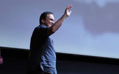 Festa del Cinema di Roma 2021, ovazione per Quentin Tarantino