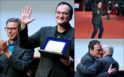 Festa del Cinema di Roma, premio alla carriera a Quentin Tarantino