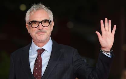 """Festa del Cinema di Roma 2021, Alfonso Cuarón: """"Amo cinema italiano"""""""