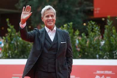 Claudio Baglioni sul red carpet della Festa del Cinema di Roma. FOTO