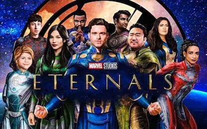 """Festival del Cinema di Roma, è il giorno di """"Eternals"""""""