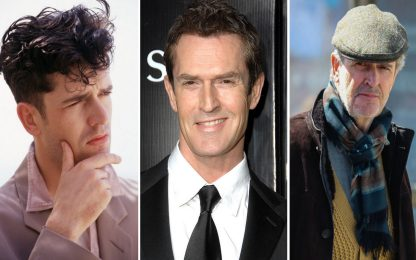 Rupert Everett ieri e oggi: ecco come è cambiato l'attore. FOTO