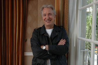 """Alan Rickman at the Hollywood Foreign Press Association press conference for the movie """"Bottle Shock"""" held in Los Angeles, CA on July 31, 2008. Photo by: Yoram Kahana_Shooting Star. NO TABLOID PUBLICATIONS. NO USA SALES UNTIL November 1, 2008."""