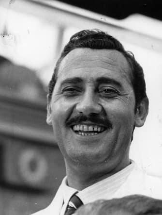 """23-07-1962 MilanoArchivio StoricoNella foto: Film """"Mafioso"""" con Alberto Sordi"""