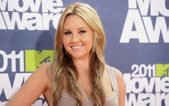 arrives at the 2011 MTV Movie Awards at Universal Studios' Gibson Amphitheatre on June 5, 2011 in Universal City, California.