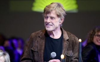 PARK CITY, UTAH - JANUARY 23: Robert Redford attends Sundance Institute's 'An Artist at the Table Presented by IMDbPro' at the 2020 Sundance Film Festival on January 23, 2020 in Park City, Utah. (Photo by Rich Polk/Getty Images for IMDb)