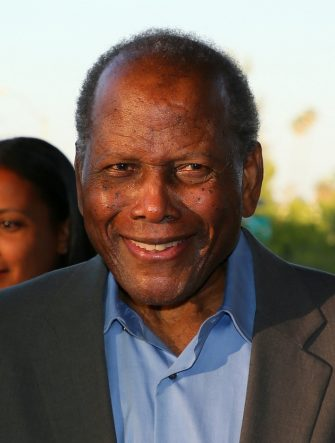 SANTA MONICA, CA - JULY 20: Sidney Poitier attends the opening night of 'Born For This' at The Broad Stage on July 20, 2017 in Santa Monica, California. (Photo by JB Lacroix/WireImage)