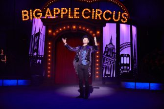 NEW YORK, NEW YORK - OCTOBER 27: Neil Patrick Harris attends the Opening Night of Big Apple Circus at Lincoln Center with Celebrity Ringmaster Neil Patrick Harris on October 27, 2019 in New York City. (Photo by Thomas Concordia/Getty Images for Big Apple Circus)
