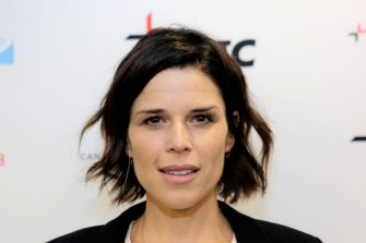 NEW YORK, NY - SEPTEMBER 11:  Neve Campbell attends Annual Charity Day hosted by Cantor Fitzgerald, BGC and GFI at BGC Partners, INC on September 11, 2018 in New York City.  (Photo by Mike McGregor/Getty Images for Cantor Fitzgerald)