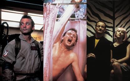 Bill Murray compie 70 anni: i film più famosi dell'attore