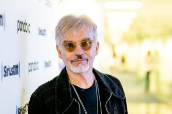 """NEW YORK, NEW YORK - SEPTEMBER 12: Actor Billy Bob Thornton visits the """"Stand Up! with Pete Dominick"""" show at SiriusXM Studios on September 12, 2019 in New York City. (Photo by Roy Rochlin/Getty Images)"""