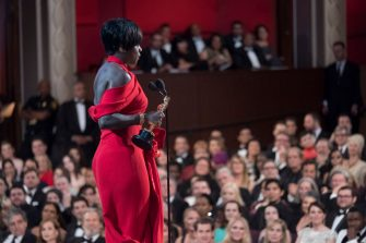 THE OSCARS(r) - The 89th Oscars(r)  broadcasts live on Oscar(r) SUNDAY, FEBRUARY 26, 2017, on the Walt Disney Television via Getty Images Television Network. (Adam Rose/Walt Disney Television via Getty Images) VIOLA DAVIS