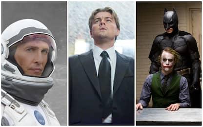 Christopher Nolan compie 50 anni, tutti i suoi film. FOTO