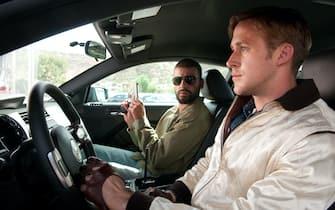 Ryan Gosling in una scena di drive