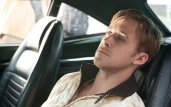 ryan gosling in auto in drive