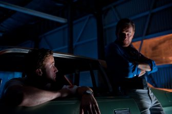 ryan gosling e Bryan Cranston