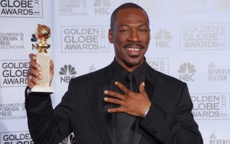 Eddie Murphy at the 64th Annual Golden Globe Awards - Press Room held at The Beverly Hilton in Beverly Hills, CA. The event took place on Monday, January 15, 2007.  Photo by: SBM / PictureLux - File Reference # 34006-12808SBMPLX