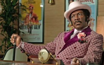 DOLEMITE IS MY NAME 2019 Netflix film with Eddie Murphy as film actor/producer Rudy Ray Moore