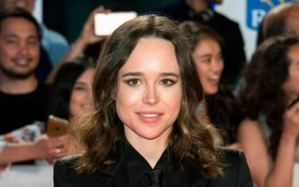 epa08855362 (FILE) - Canadian actor/cast member Ellen Page arrives for the screening of the movie 'My Days Of Mercy' during the 42nd annual Toronto International Film Festival (TIFF) in Toronto, Canada, 15 September 2017 (reissued 01 December 2020). According to media reports, the actor formerly known as Ellen Page has announced he is transgender and now goes by the name of Elliot Page in a statement on social media on 01 December 2020. *** Local Caption *** 53771708  EPA/WARREN TODA *** Local Caption *** 53771708