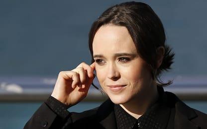 """Ellen Page: """"Sono transgender, ora mi chiamo Elliot"""". FOTOSTORIA"""