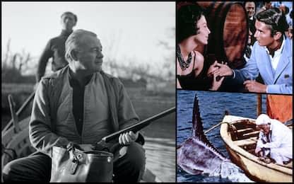 Ernest Hemingway moriva 60 anni fa: 10 film sulle sue opere letterarie