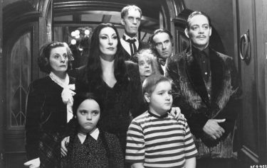 Kino. The Addams Family, Addams Family, The (1964-1966), The Addams Family, Addams Family, The (1964-1966), Szenenbild. (Photo by FilmPublicityArchive/United Archives via Getty Images)
