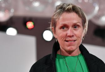 US actress Frances McDormand arrives for the premier of 'Three Billboards Outside Ebbing, Missouri' during the 74th Venice Film Festival in Venice, Italy, 04 September 2017. The movie is presented in the official competition 'Venezia 74' at the festival running from 30 August to 09 September 2017.   ANSA/ETTORE FERRARI
