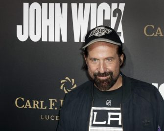 epa05762242 Swedish actor and cast member Peter Stormare arrives for the premiere of 'John Wick: Chapter Two' at the Arclight Hollywood Theatre in Hollywood, California, USA, 30 January 2017. 'John Wick: Chpter Two' is the next chapter of the 2014 hit 'John Wick' about the legendary hitman being forced back out of retirement.  EPA/PAUL BUCK