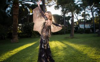 CAP D'ANTIBES, FRANCE - MAY 19:  Actress Vanessa Paradis attends the amfAR's 23rd Cinema Against AIDS Gala at Hotel du Cap-Eden-Roc on May 19, 2016 in Cap d'Antibes, France.  (Photo by Pascal Le Segretain/WireImage)