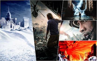 Film apocalittici sui disastri naturali: quali vedere