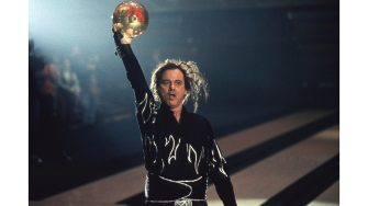 """Film Still from """"Kingpin"""" Bill Murray © 1996 MGM  File Reference # 31042464THA  For Editorial Use Only - All Rights Reserved"""