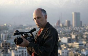 TEHRAN, IRAN - MAY 22:  Italian Academy Award-winning film director and screenwriter Gabriele Salvatores poses for a portrait session during the filming of a documentary on May 22, 2007 in Tehran, Iran.  (Photo by Franco Origlia/Getty Images)