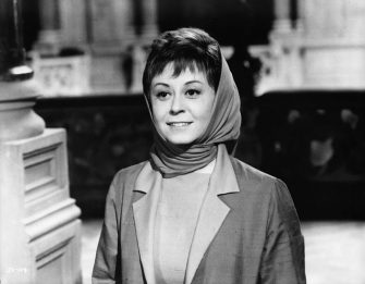 Giulietta Masina in a scene from the film 'Juliet Of The Spirits', 1965. (Photo by Francoriz Production/Getty Images)