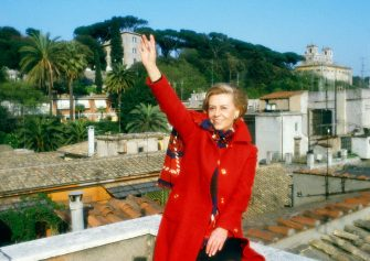 Italian Actress Giulietta Masina (Photo by Li Erben/Sygma via Getty Images)