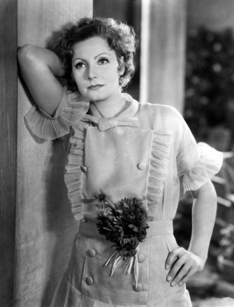 Kino. Wie du mich willst, (AS YOU DESIRE ME) USA, 1932 s/w, Regie: George Fitzmaurice, GRETA GARBO. (Photo by FilmPublicityArchive/United Archives via Getty Images)