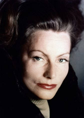 Kino. Die schwedische Filmschauspielerin Gerta Garbo (1905 -, 1990), ca. in den, 1960er Jahren. (Photo by FilmPublicityArchive/United Archives via Getty Images)